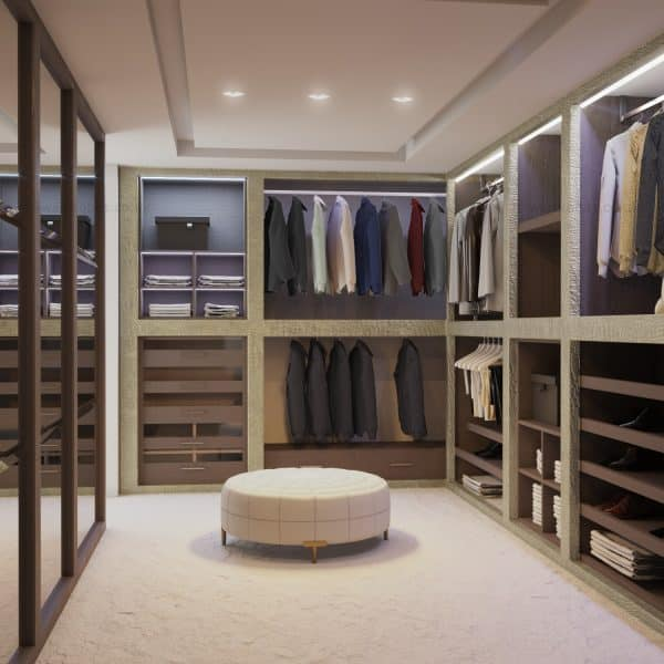 Bespoke Wardrobes London
