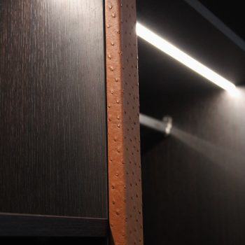 High quality fitted wardrobe in Central London