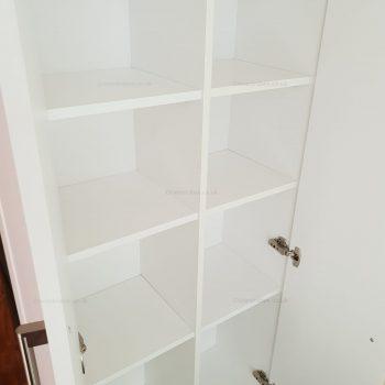 Custom made floating cupboard