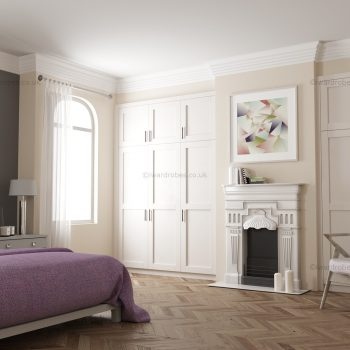 Fitted Traditional Wardrobe London